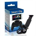 Smart Clip Cell Mobile Phone Clamp Holder Bracket Fit For PS4 Game ControllerUS
