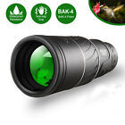 Telescope 16X52 66m 8000m Zoom Optical Monocular Telescope Birdwatch 8000M