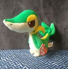 Pokemon Ty Beanie Baby SNIVY Pokemon plush doll Exclusive RARE NEW