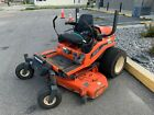 2002 Kubota ZD21 Diesel 60inch Zero Turn Mower 660 Hours