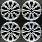 Set 2017 2018 Chrysler Pacifica OEM Factory 5RJ39GSAAA Original Wheels Rims 2591