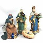 3 Wise Men Kings Porcelain Kirkland Nativity Set Replacement Christmas Holiday