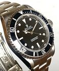 ROLEX OYSTER PERPETUAL SUBMARINER NO DATE REF 14060 A SERIE ca 1998 2000
