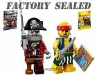 LEGO 71010 & 71013 Zombie Pirate & Scallywag Pirate Series 14 & 16 LOT packs