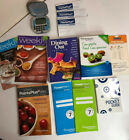 Weight Watchers Points Plus 2012 Member Kit Books binder Case Calculator