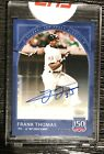 Frank Thomas Rookie Cards and Autograph Memorabilia Guide 36