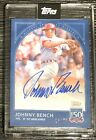 Johnny Bench Card and Memorabilia Guide 34