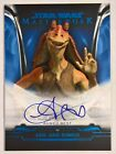 2020 Topps Star Wars Masterwork Trading Cards - Pedro Pascal Autographs 30