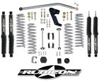 Rubicon Express 35 Lift Kit With Shocks For 2007 2018 4 Door Jeep Wrangler JK