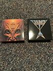 Triumph AIRAC Japan CD 2 Box Sets w/10 Mini LP CDs , 7 Sealed Original Plastic