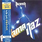 Nazareth Razamanaz Mini Lp Cd Japan Vicp-61831 2002 New