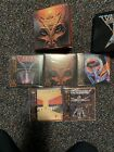 Triumph AIRAC CD Japan Box Set w/ 5 Mini LP CD