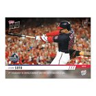 2019 Topps Now Washington Nationals World Series Champions Cards 11