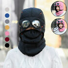 Winter Women Ski Mask Beanie Cap Knit Face Mask For Hunting Ear Warm Workout Hat