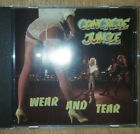 CD CONCRETE JUNGLE - Wear and Tear AOR GLAM 80S RARE INDIE hair metal sleaze