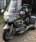 2006 Honda Gold Wing 2006 Honda Goldwing 1800 Trike Tricycle with California Side Car Kit Great Find