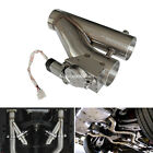 Electric Exhaust Catback Downpipe Cutout E Cut Out Valve Remote System