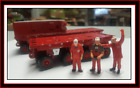 1 50 SPMT Set 6+4+PPU Generator in Red+3 Custom Figures FREE SHIPPING