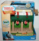 NEW! THOMAS & FRIENDS WOODEN RAILWAY SODOR NUMBER 3 SIGNAL HOUSE Lights & Sounds