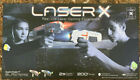 NEW LASER X Double Pack 2 Player Laser Tag Gaming Game Set Two Player Lazer Guns