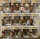 Funko Pop Lot - Marvel - Black Panther, a Chase and Funko Exclusive in Lot 12