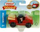 NEW Thomas & Friends Train Real Wood Railway Winston with Sir Topham Hatt Car