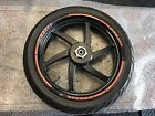 Hyosung GT125R 2016 Front Wheel + Tyre