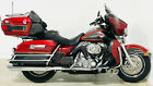 2007 Harley Davidson Touring 2007 Harley Davidson Electra Glide Classic 2 tone Fire Red Pearl Black Pearl Met