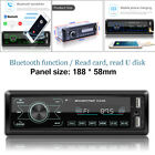 4-Channel Digital SUV Bluetooth Audio Stereo Player LCD Touch Screen USB/SD/FM