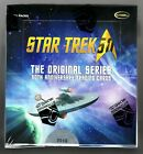STAR TREK TOS 50TH ANNIVERSARY TRADING CARDS FACTORY SEALED BOX 0016 OF 10000