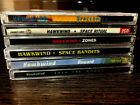Collection LOT!Rare 8CD HAWKWIND Space Bandits/Zones/Spacebrock/Onward PROG ROCK