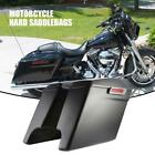 Hard Saddlebags Saddle Bags For Harley Davidson Tour Glide Ultra Classic FLTCU
