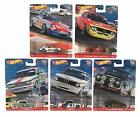 Hot Wheels 2019 Car Culture Door Slammers 1 64 Diecast Cars Set of 5 FPY86 956N