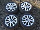 MAZDA CX 5 ALLOY WHEELS WITH TYRES 225 55R19 PN 9965 03 7090 19x7j et50