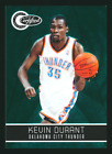2010-11 TOTALLY CERTIFIED KEVIN DURANT GREEN
