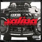 Back Into Your System - Audio CD By Saliva - VERY GOOD