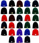 OTS NCAA Adult Winter Hat, Knit Beanie Skull Cap, 28 Teams to Choose From