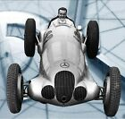 Auto Drawings Scale 1/12 1/16 1/24 & 1/32 1935 Mercedes Benz W25B Digital on Cd