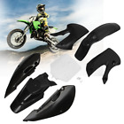 Plastic Motorcycle Fender Fairing Kit For KAWASAKI KLX 110 KX65 SUZUKI DRZ110