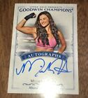 Miesha Tate Cards and Autographed Memorabilia Guide 8