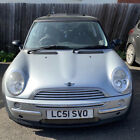 LARGER PHOTOS: Mini Cooper Silver 2001 - Failed MOT