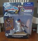 2001 Andres Galarraga Braves Starting Lineup 2 Figure EX Condition