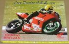 SIGNED JOEY DUNLOP – Honda Britain RC45 RVF750R – Isle of Man TT 1996 winner x 2