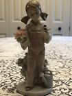 """*RARE*Hand Signed By Jose Lladro """"SPRING """" Beautiful Piece Issued In 1984 No Box"""