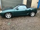 LARGER PHOTOS: MG MGF 1.8 VVC - Drives and Runs - Spares & Repairs - MOT Failure - Low Mileage