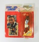 Basketball Topps Starting Lineup MItch Richmond 1993 Figure Cards Factory Sealed