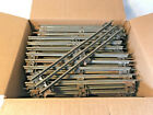 Lionel O Gauge Straight Track Lot of 65 Pieces WOW