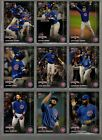2016 Topps Now Chicago Cubs World Series Champions 15 Card Set #WS1-15