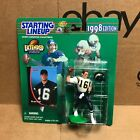 Kenner Starting Lineup | 1998 NFL Football - Extended Series Ryan Leaf | New