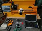 Emco Compact 5 Lathe With Related Tooling & Accessories